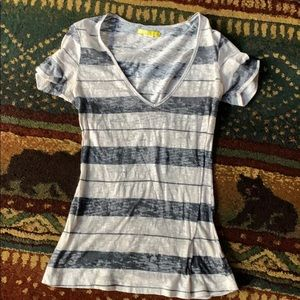 BDG striped tee size XS